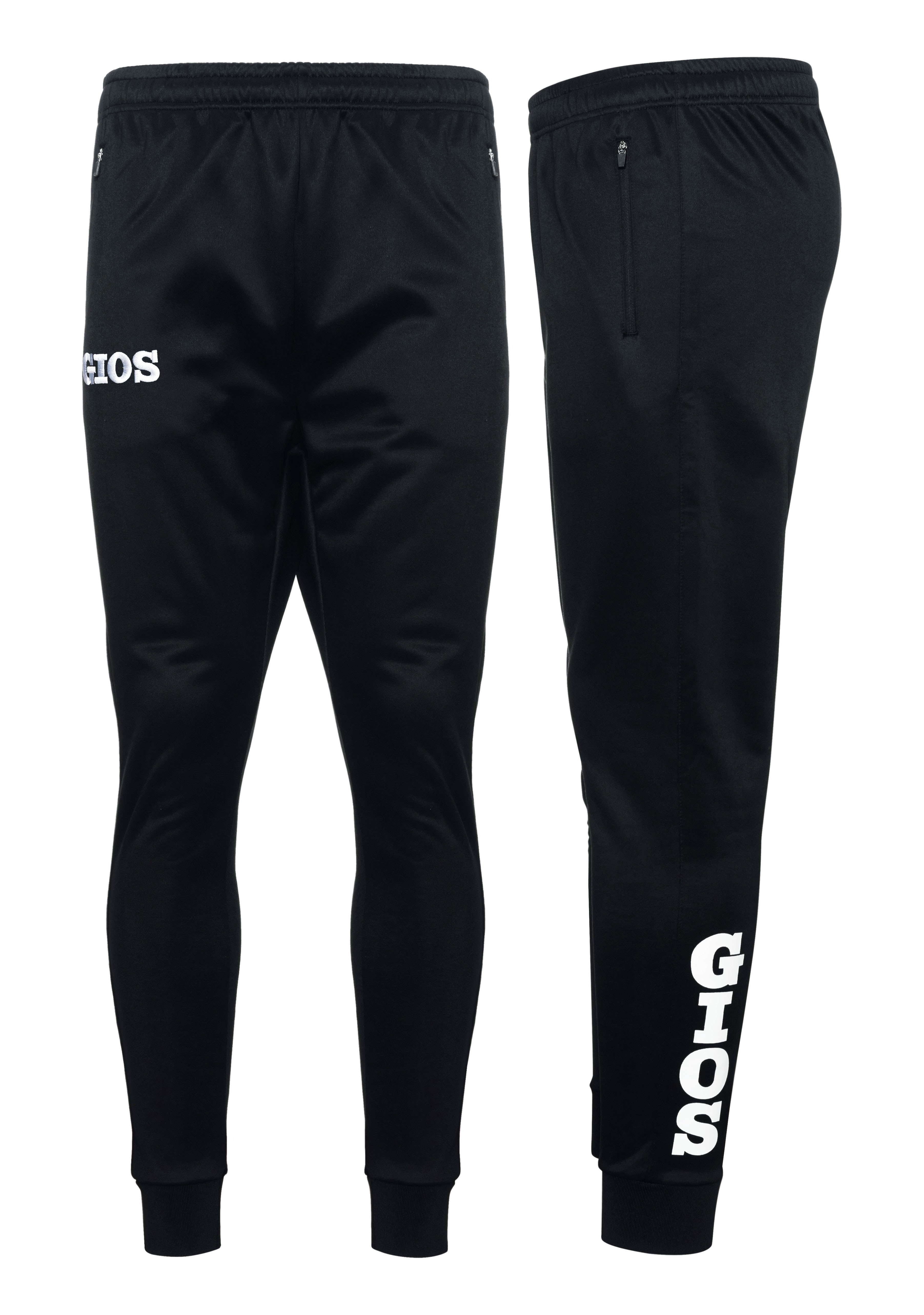 AIRONE TRACKSUIT PANT / CHAQUETA CHÁNDAL AIRONE BLACK