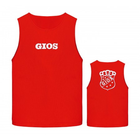 TRAINING VEST / PETO RED