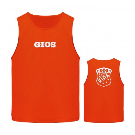 TRAINING VEST / PETO ORANGE