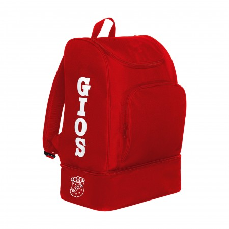 SMALL RUCKSACK WITH SHOE COMPARTMENT /MOCHILA ZAPATILLERO PEQUEÑA RED
