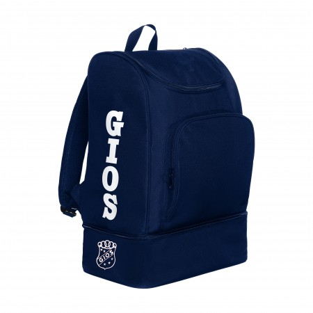 SMALL RUCKSACK WITH SHOE COMPARTMENT /MOCHILA ZAPATILLERO PEQUEÑA NAVY