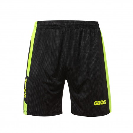 GRESS SHORT / SHORT GRESS BLACK/LIME